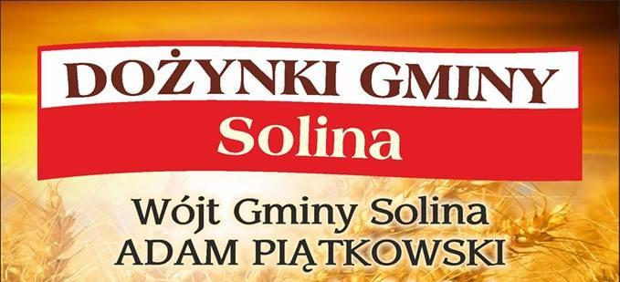 Dożynki w Gminie Solina