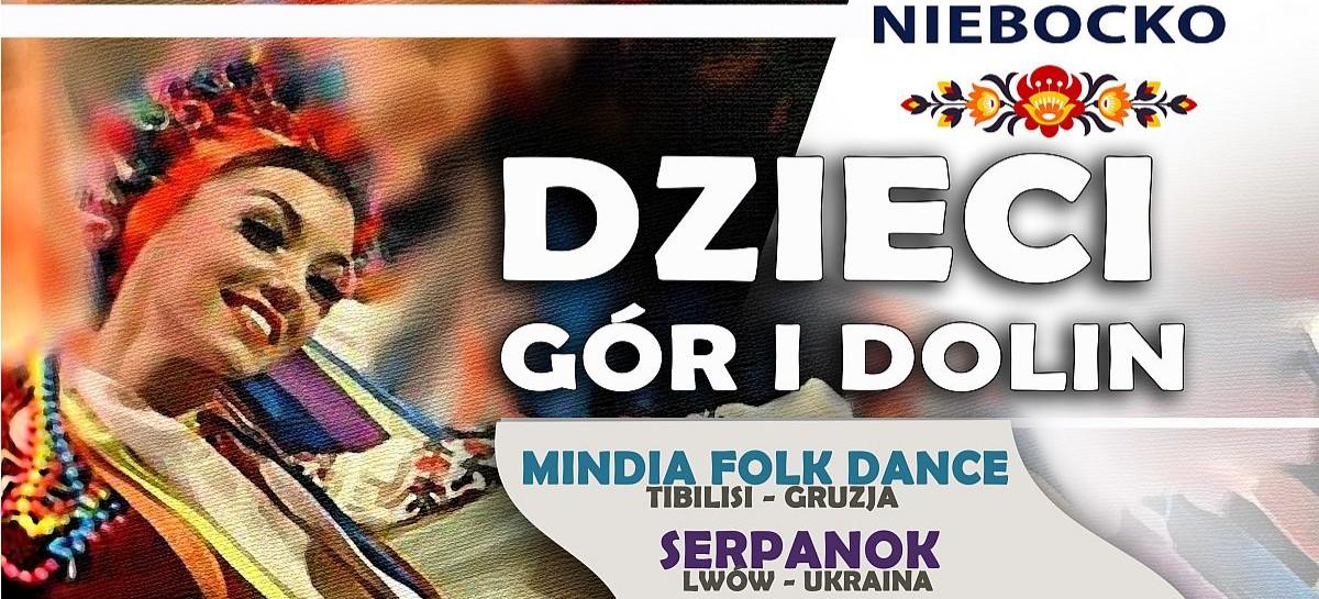 Jubileuszowa edycja Międzynarodowego Festiwalu Folklorystycznego Dzieci Gór i Dolin