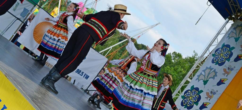 """NIEBOCKO: XIV Międzynarodowego Festiwalu Folklorystycznego """"Dzieci Gór i Dolin"""""""