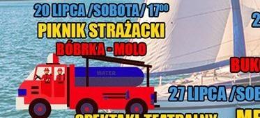 BIESZCZADY: Solińskie Lato 2019. Piknik strażacki i dzień drwala!