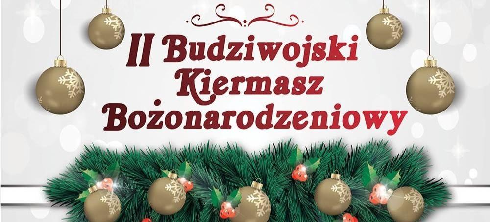 II Budziwojski Kiermasz Bożonarodzeniowy