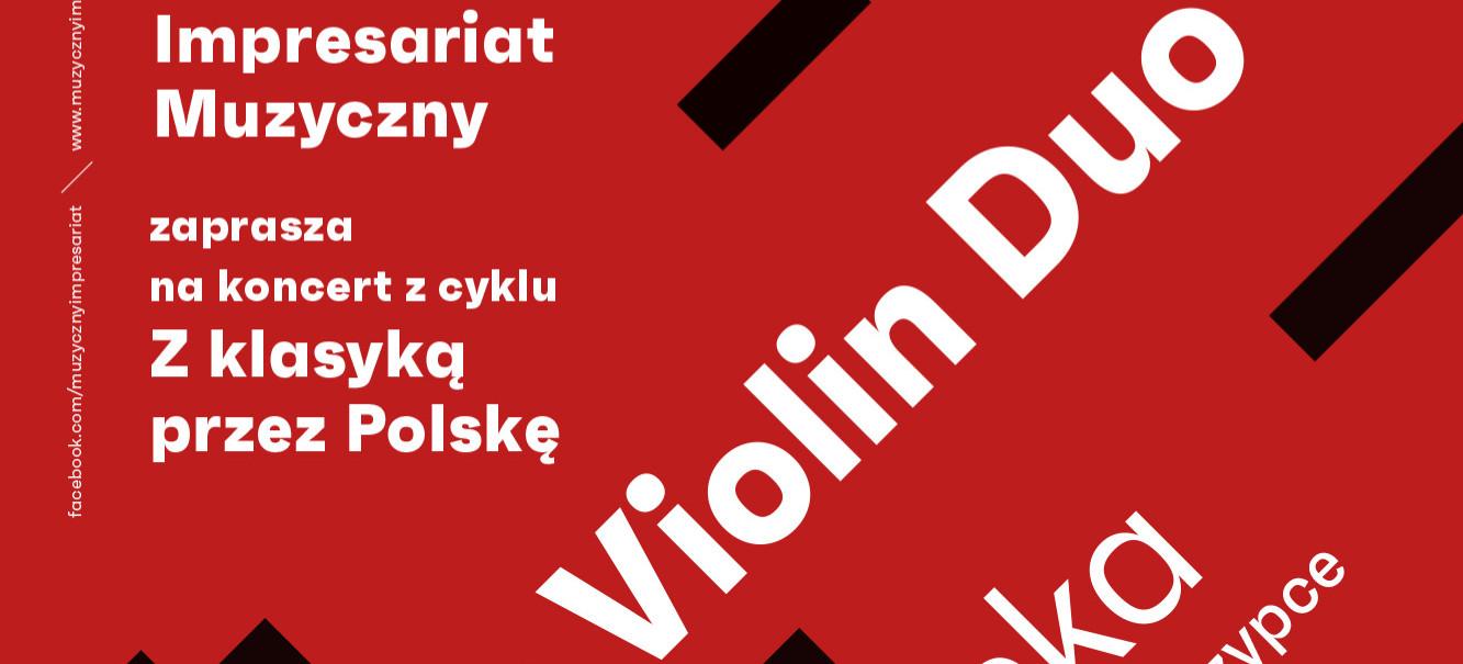 Koncert POLISH DUO VIOLIN