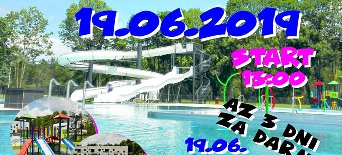 SANOK: 19 czerwca otwarcie basenów zewnętrznych! I trzy dni darmowej zabawy! (FILM, ZDJĘCIA)