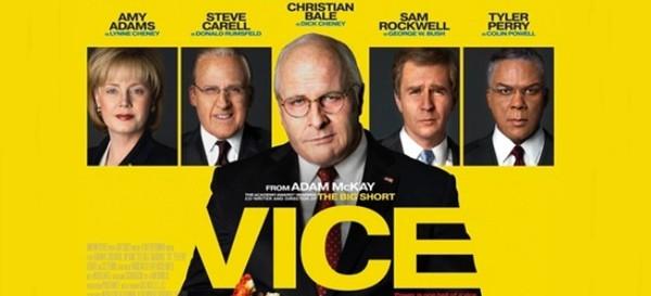 KINO SDK: Vice, czyli film o karierze w amerykańskiej polityce