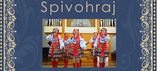 Folk for Fun w Polańczyku. na scenie Spivohraj