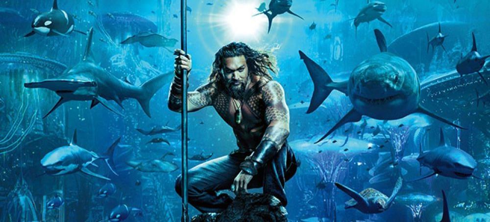 KINO SDK: Kto chce się wybrać na film fantasy Aquaman?
