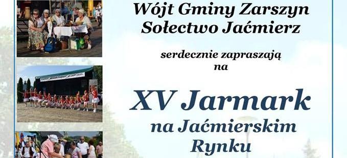 Jarmark na Jaćmierskim Rynku