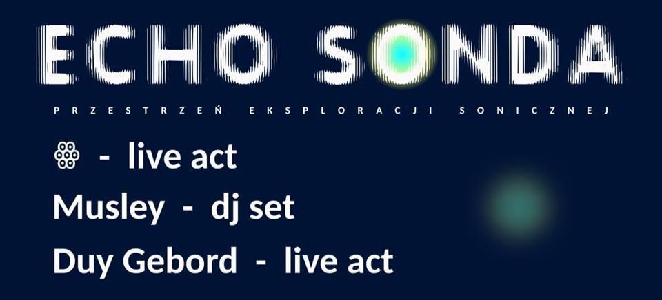 Echo Sonda Przestrzeń Eksploracji Sonicznej