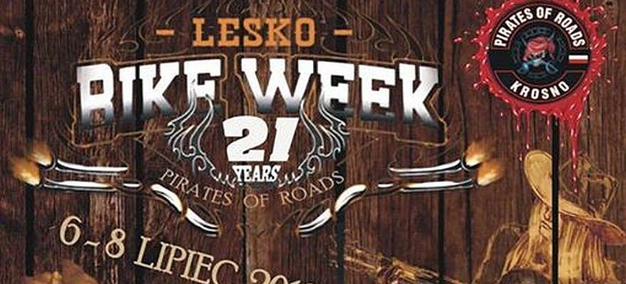 LESKO: 21 Bike Week, czyli zlot motocyklowy i piknik country