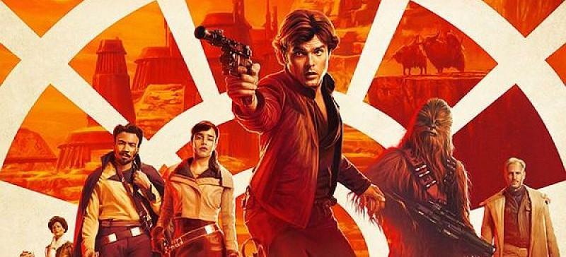 KINO SDK: Han Solo Gwiezdne wojny - historie