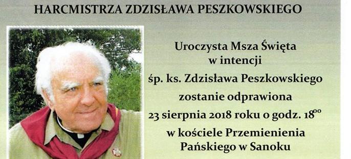 Obchody setnej rocznicy urodzin ks. Zdzisława Peszkowskiego