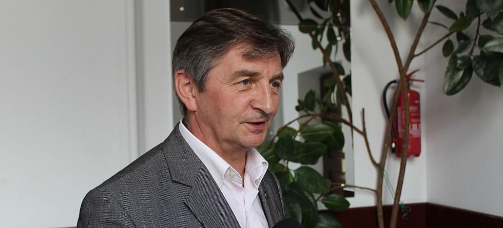 SOBOTA: Marszałek Kuchciński w sanockiej PWSZ.