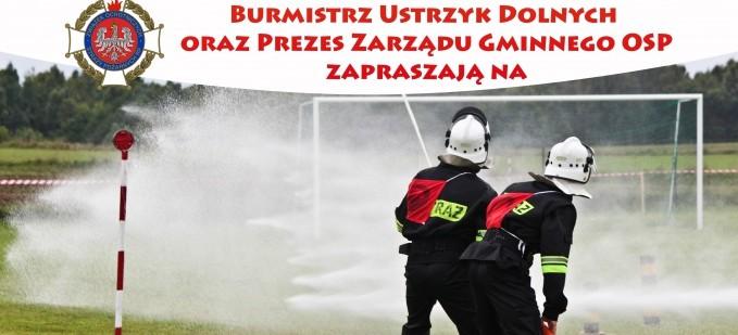 Gminne zawody sportowo-pożarnicze w Łodynie