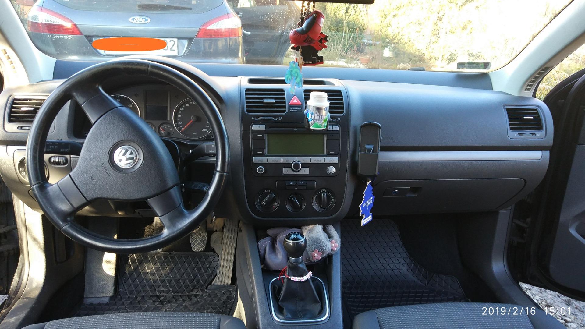 Volkswagen Golf 5 19 Tdi 2007 Rok Bezpłatne Ogłoszenia Krakow24