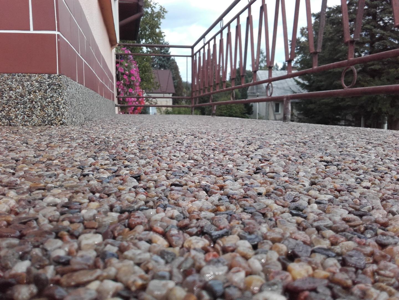 System Kamienny Dywan Na Balkony Tarasy Schody Podjazdy