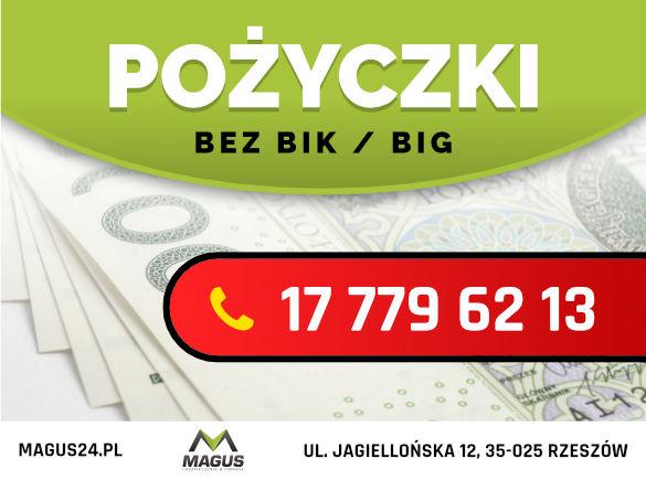 73cfcd333f6cc Pożyczka bez BIK oraz BIG   BEZPŁATNE OGŁOSZENIA   P24.pl ...