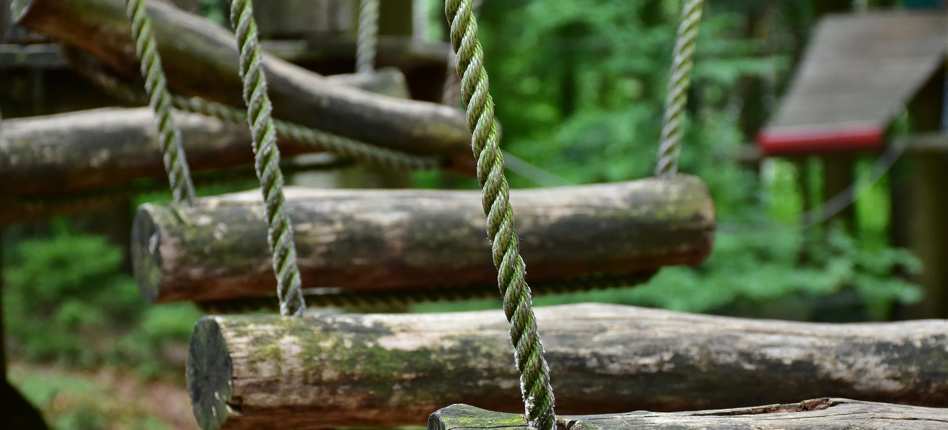PODKARPACIE: W parku linowym powiesił się 40-letni mężczyzna