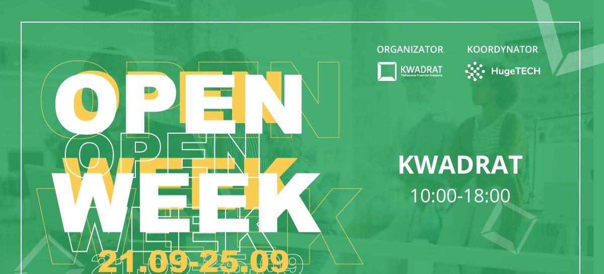 Coworking OPEN WEEK – bezpłatne konsultacje biznesowe