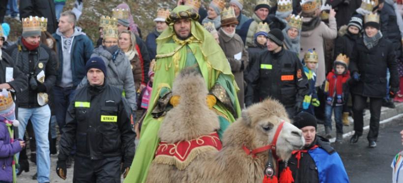 6 stycznia ulicami Rzeszowa przejdzie Orszak Trzech Króli