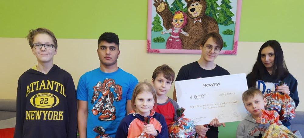 Ponad 1000 osób otrzymało prezenty od Nowego Stylu! (ZDJĘCIA)