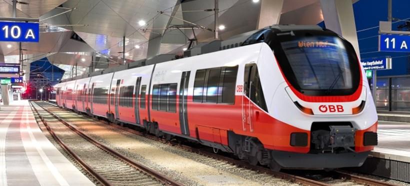 Z Rzeszowa do Wiednia pociągiem! Nowa trasa od połowy grudnia