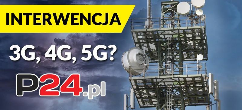 Obawy o nowe maszty GSM. W dotychczasowych zwiększono moc anten (ZDJĘCIA)