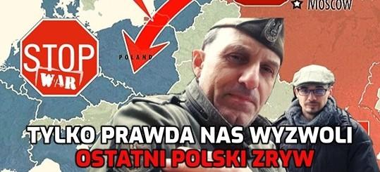 Tylko PRAWDA nas wyzwoli. Mateusz Jarosiewicz  rozmawia z Wojciechem Olszańskim (VIDEO)