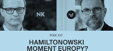 Jacek Bartosiak i Bartłomiej Radziejewski o momencie hamiltonowskim Europy