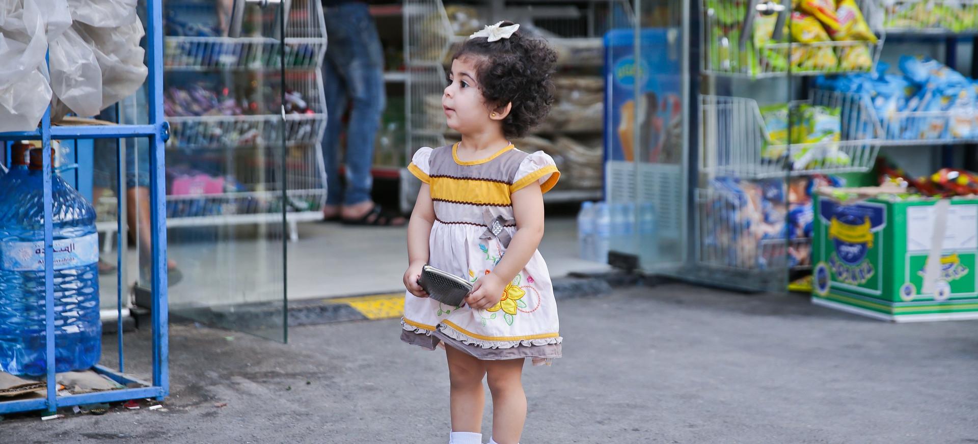 5-latka zgubiła się w markecie. Wcześniej babcia zostawiła ją na placu zabaw