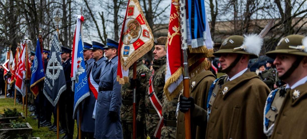W Rzeszowie uczczono 78. rocznicę powstania Armii Krajowej (FOTO)
