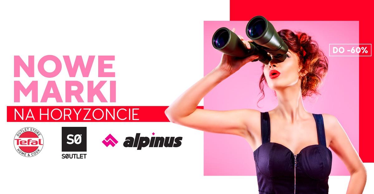 Nowe Marki na Horyzoncie w Outlecie Graffica – Inauguracja otwarcia 6 września 2019 r.