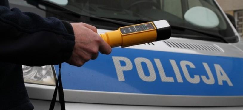 RZESZÓW. Policjanci po służbie zatrzymali pijanego motorowerzystę