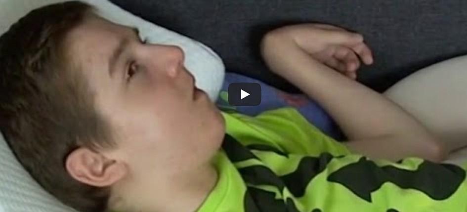 NOP – Poszczepienne zapalenie mózgu – DTP (błonica, tężec, krztusiec) Polio – Historia Bartosza