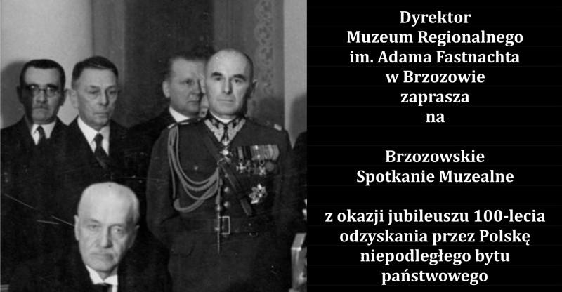 """""""Piłsudczycy bez Piłsudskiego"""" w brzozowskim ratuszu"""