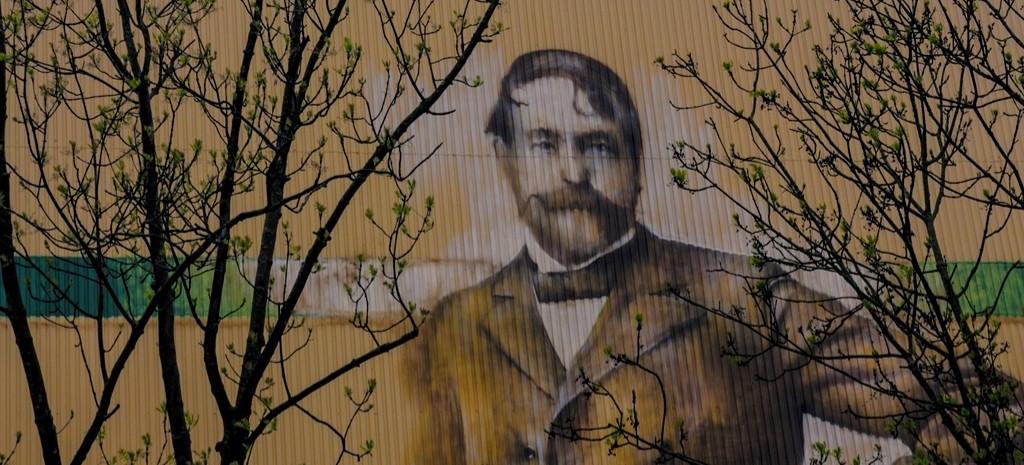 Nowy mural w Rzeszowie! Zobacz, jak wygląda z bliska! (ZDJĘCIA)