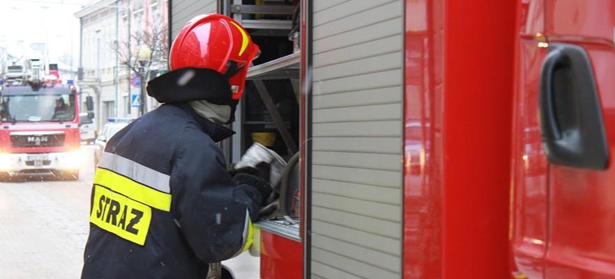Nowa jednostka straży pożarnej obok Rzeszowa
