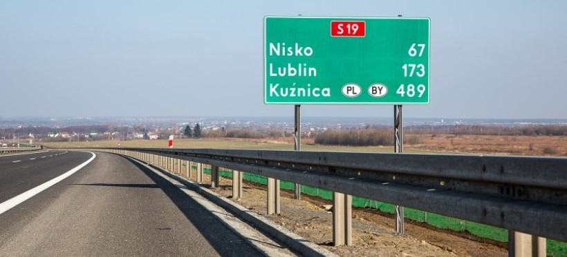 Ruszyła budowa S19 na odcinku Nisko Południe – Podgórze! (FOTO)