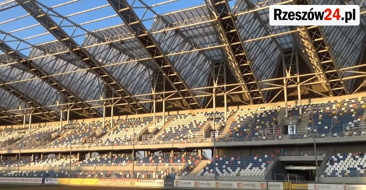 19 czerwca kibice powrócą na trybuny! Ile osób wejdzie na rzeszowskie stadiony?