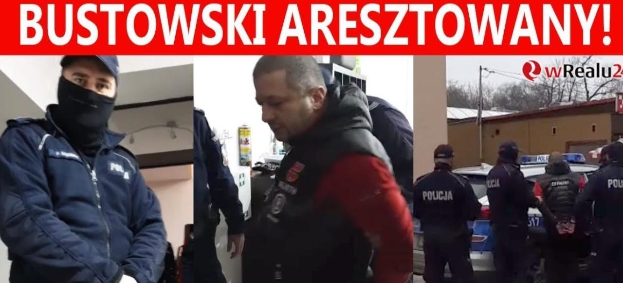 Dlaczego Policja aresztowała Bustowskiego? Czy prawda o truciu Polaków wyjdzie na jaw? (VIDEO)