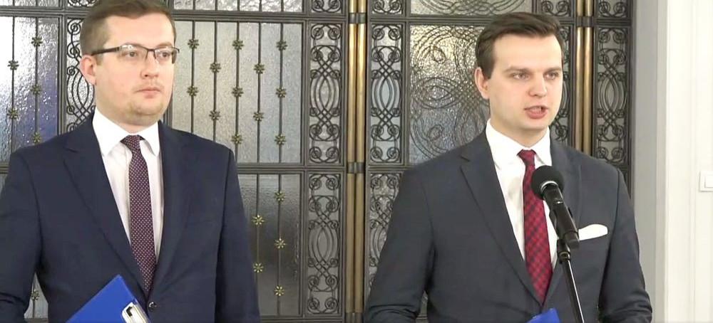 Pomoc z tarcz to fikcja. Konfederacja: Te dane są dramatyczne! (VIDEO)