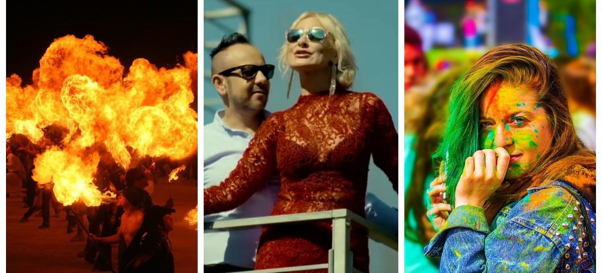 """DZIEŃ 4: Festiwal kolorów, Fire Show i koncert """"Mejk""""! SPRAWDŹ"""