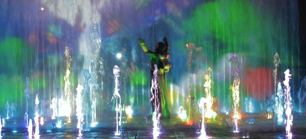 Zmiana terminów pokazów fontanny multimedialnej w Rzeszowie