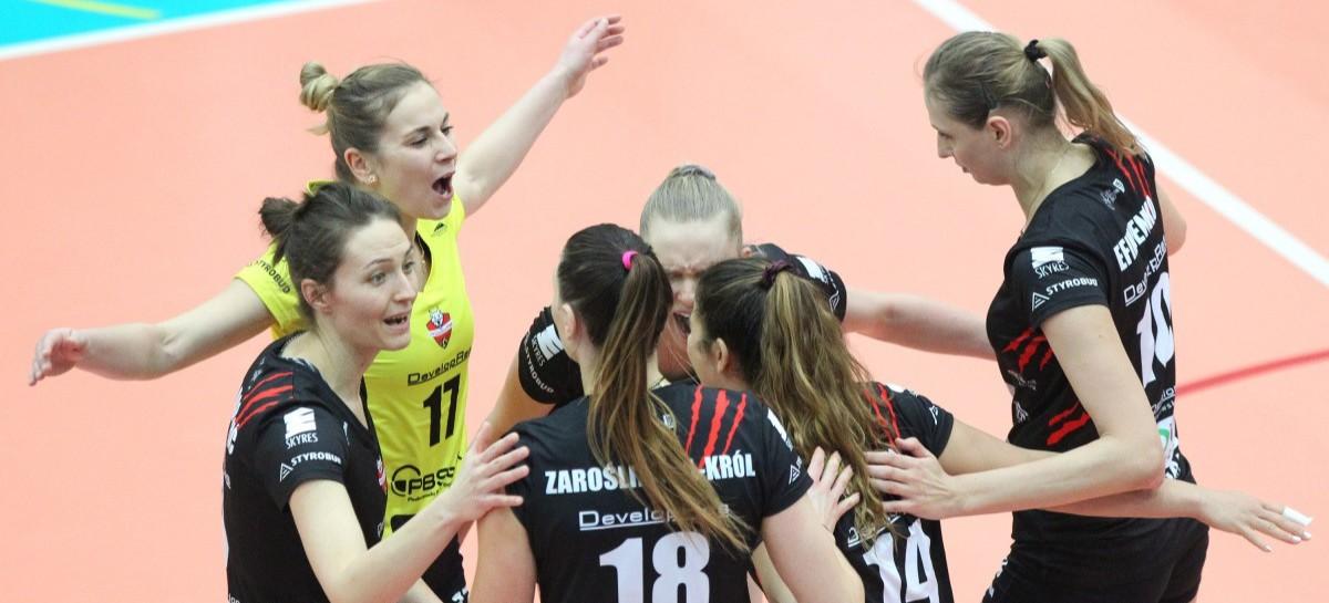 """Rzeszowskie """"Rysice"""" górą! Mistrzynie Polski pokonane! (WIDEO)"""