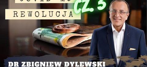 Dr Zbigniew Dylewski – Wpływ pandemii na pieniądze