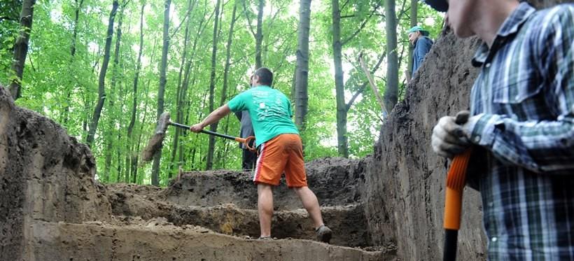 Odkrycie archeologów na Lisiej Górze (ZDJĘCIA)
