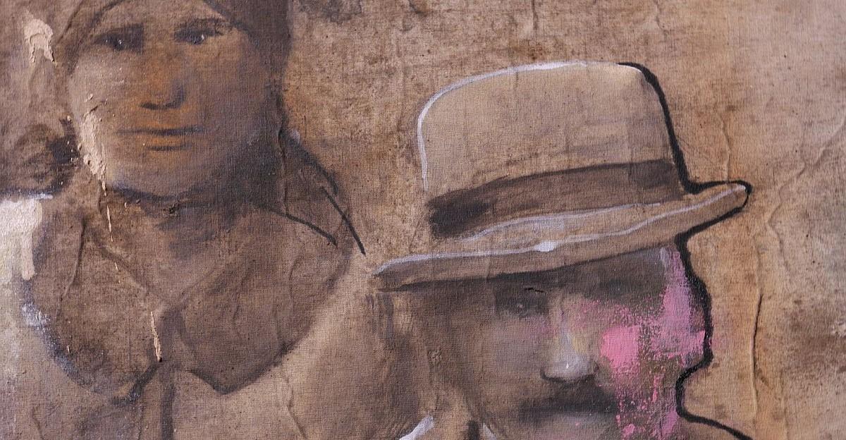 Dzieło Arkadiusza Andrejkowa w Muzeum Polaków Ratujących Żydów