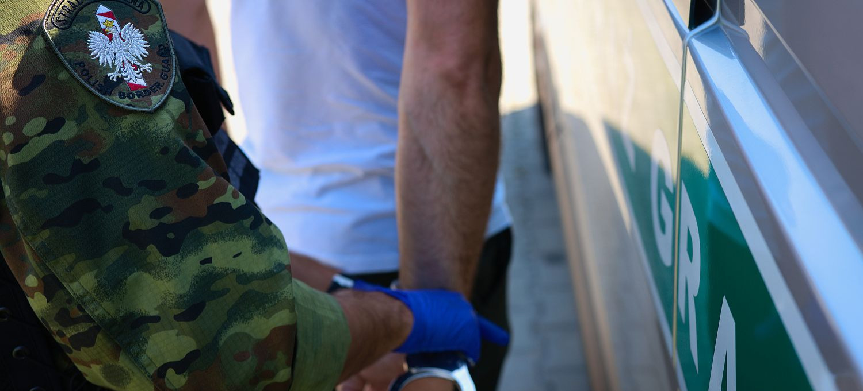 Przestępcy poszukiwani w kilkudziesięciu krajach zatrzymani na podkarpackiej granicy