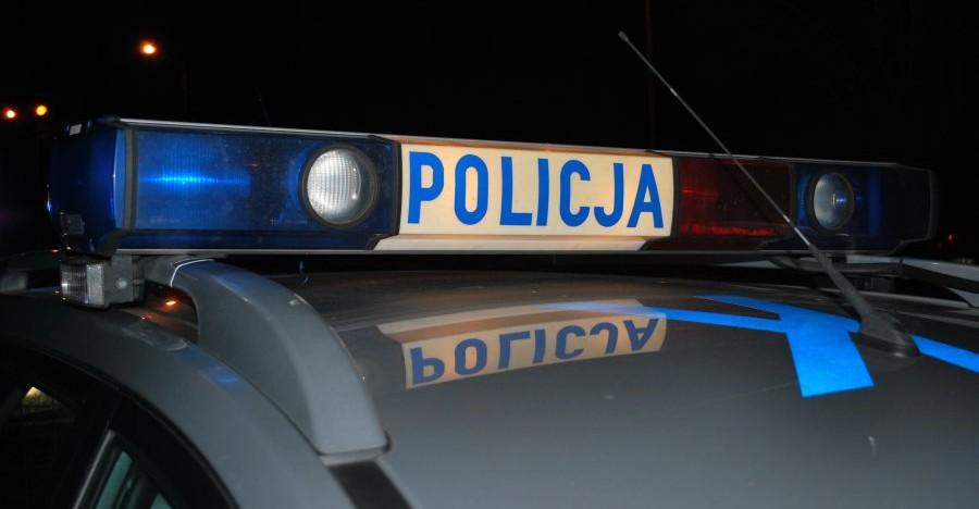 Wypadek w Trzebownisku, 4 osoby ranne. Sprawca był pijany