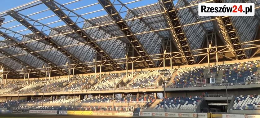 RZESZÓW. Dziurawy dach na Stadionie Miejskim doczeka się naprawy? Ogłoszono przetarg