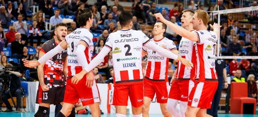 Wygrana Asseco Resovii w Katowicach. Rzeszowianie kończą sezon na 7. miejscu